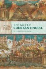 Fall of Constantinople by