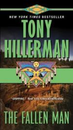 Fallen Man by Tony Hillerman