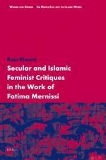 Fatema Mernissi by