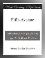 Fifth Avenue (BookRags) by Arthur Bartlett Maurice