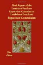 Final Report of the Louisiana Purchase Exposition Commission by