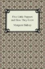 Five Little Peppers by Margaret Sidney