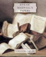 Five of Maxwell's Papers by James Clerk Maxwell