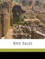 Five Tales by John Galsworthy