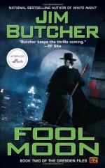 Fool Moon by Jim Butcher