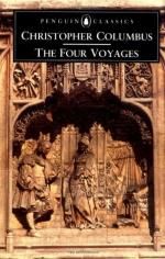 Four Voyages to the New World; Letters and Selected Documents by Christopher Columbus