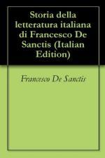 Francesco de Sanctis by