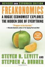 Freakonomics by Steven Levitt