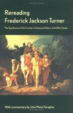 Frederick Jackson Turner by