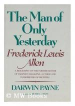 Frederick Lewis Allen by