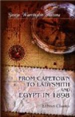From Capetown to Ladysmith by George Warrington Steevens