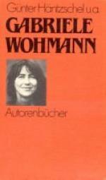 Gabriele Wohmann by