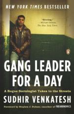 Gang Leader For a Day by Sudhir Venkatesh