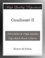 Gaudissart II by Honoré de Balzac