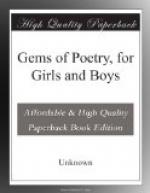 Gems of Poetry, for Girls and Boys by