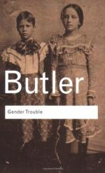 Gender Trouble: Feminism and the Subversion of Identity by Judith Butler