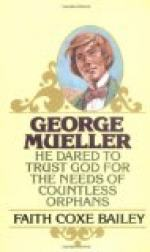George Müller by