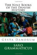 Gesta Danorum by