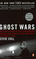 Ghost Wars: The Secret History of the CIA, Afghanistan, and Bin Laden,… by Steve Coll