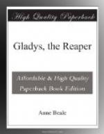 Gladys, the Reaper by