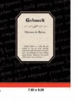 Gobseck by Honoré de Balzac