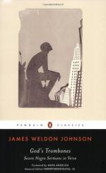 God's Trombones: Seven Negro Sermons in Verse by James Weldon Johnson