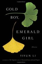 Gold Boy, Emerald Girl: Stories by Yiyun Li