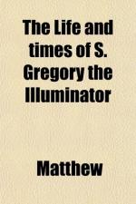 Gregory the Illuminator by