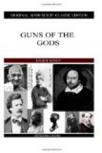 Guns of the Gods by Talbot Mundy