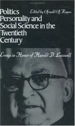 Harold Lasswell by