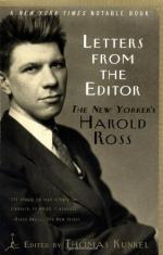 Harold Ross by