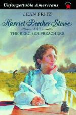 Harriet Beecher Stowe and the Beecher Preachers by Jean Fritz