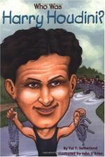 Harry Houdini by