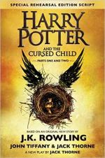 Harry Potter and the Cursed Child by J.K. Rowling, Jack Thorne, and John Tiffany