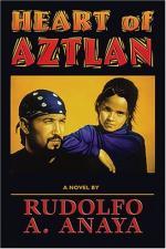 Heart of Aztlan by