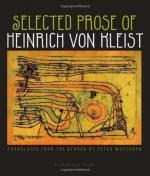 Heinrich von Kleist by