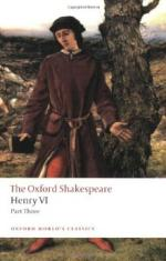 King Henry VI, Part 3 by William Shakespeare
