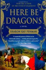 Here Be Dragons by Sharon Kay Penman
