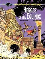 Heroes of the Equinox (Valerian) by Pierre Christin
