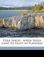 Hira Singh by Talbot Mundy