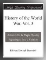 History of the World War, Vol. 3 by
