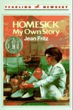 Homesick: My Own Story by Jean Fritz