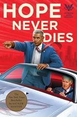 Hope Never Dies: An Obama Biden Mystery by Andrew Shaffer