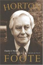 Horton Foote by