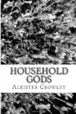 Household Gods by Aleister Crowley
