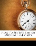 How to See the British Museum in Four Visits by William Blanchard Jerrold