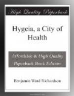 Hygeia, a City of Health by Benjamin Ward Richardson