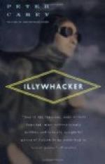 Illywhacker by