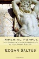 Imperial Purple by Edgar Saltus