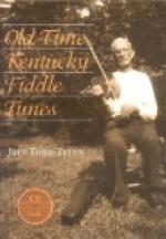 In Old Kentucky by